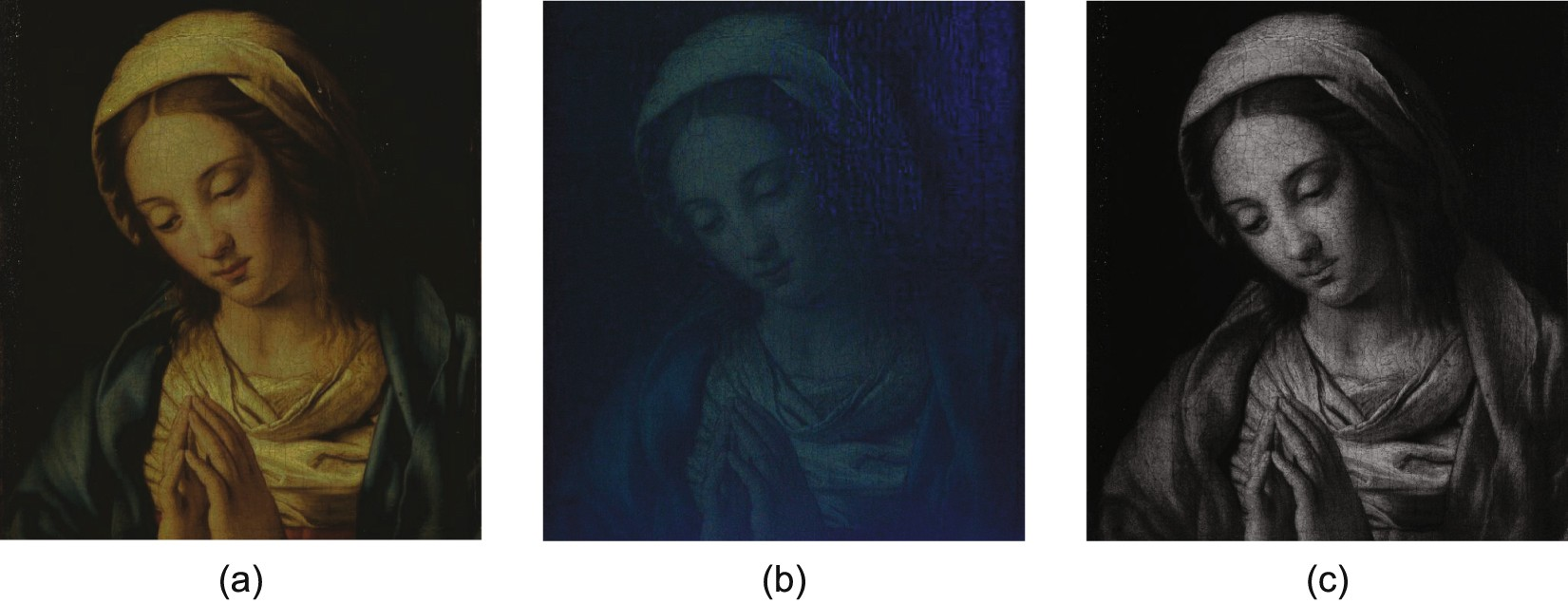 Global mapping of stratigraphy of an old-master painting using ...