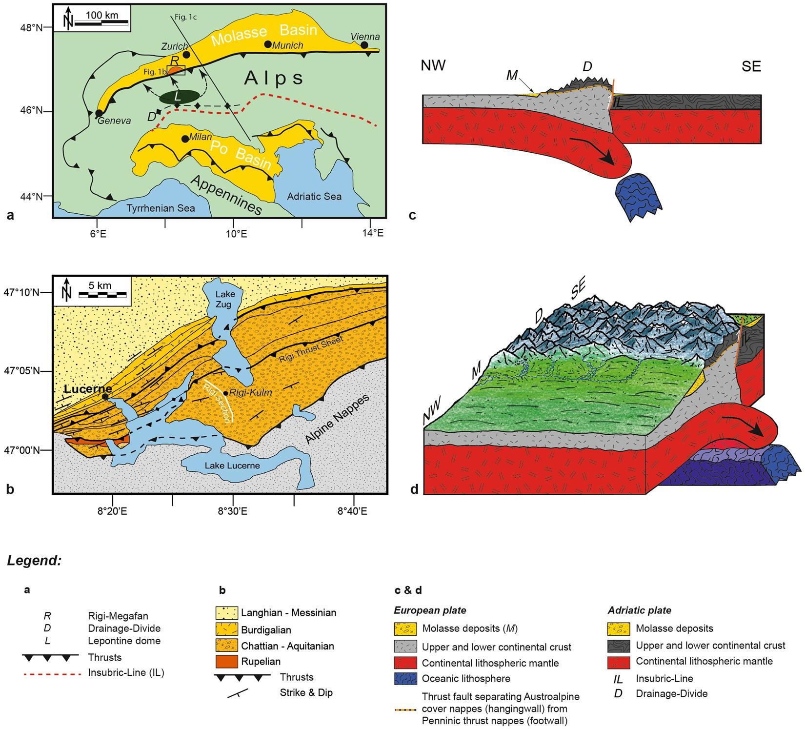 Link between concentrations of sediment flux and deep crustal link between concentrations of sediment flux and deep crustal processes beneath the european alps scientific reports publicscrutiny Image collections