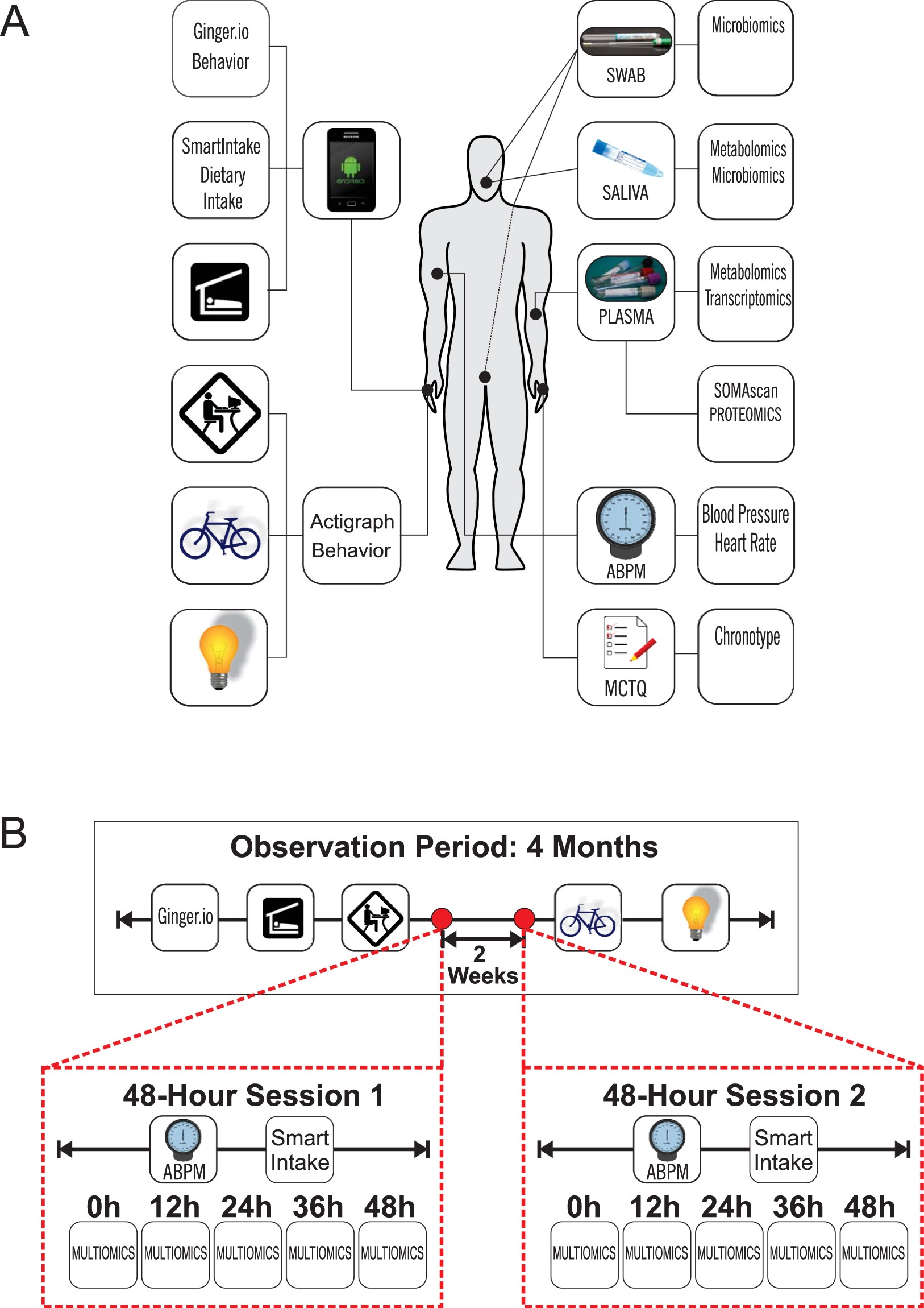A Pilot Characterization of the Chronobiome | Scientific Reports on