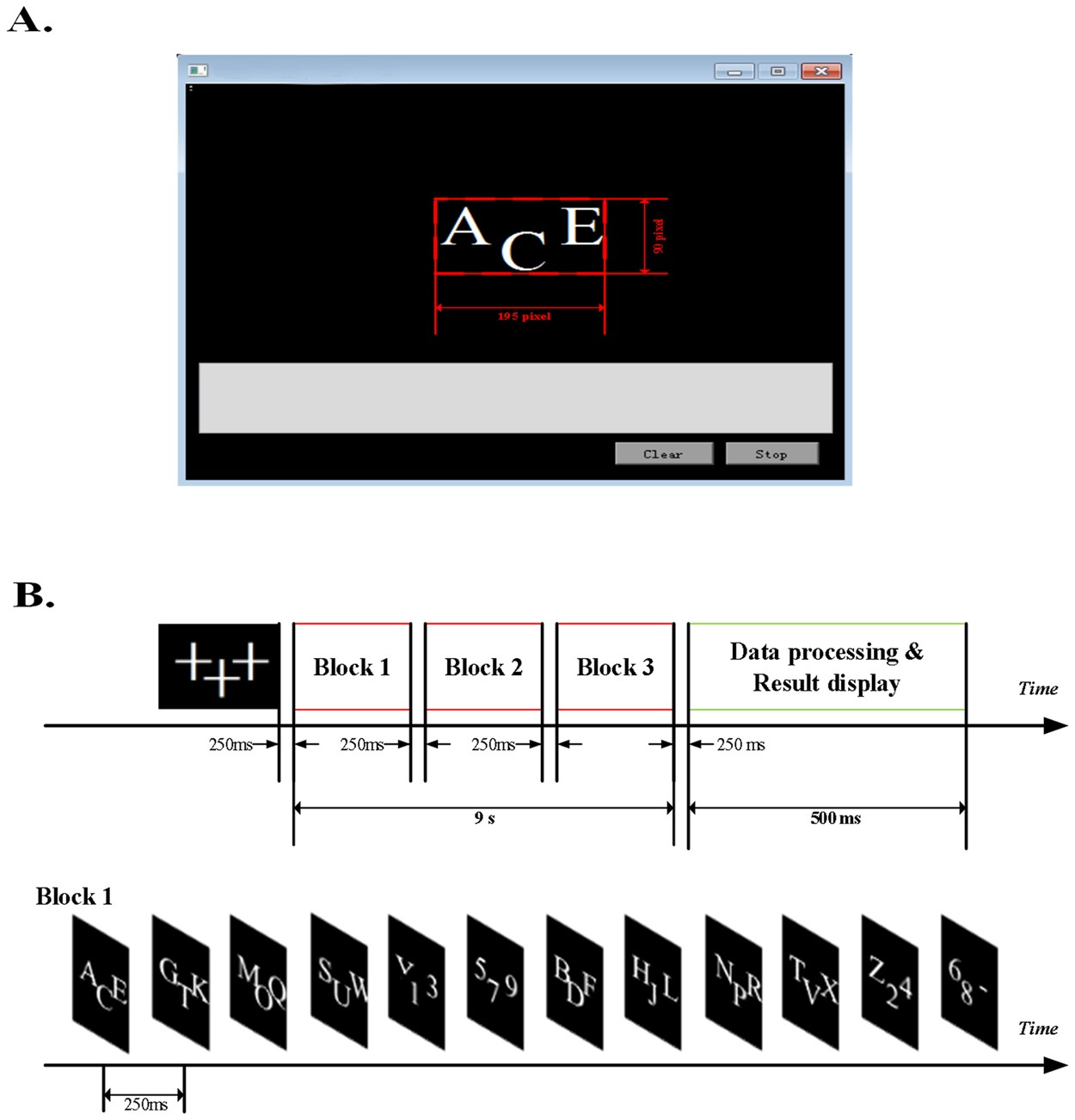 A Novel P300 Bci Speller Based On The Triple Rsvp Paradigm Series And Parallel Rlc Circuits In Matlab Youtube Scientific Reports