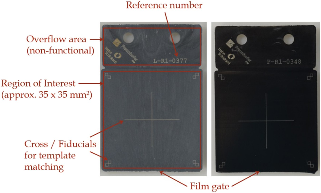 Using Unique Surface Patterns Of Injection Moulded Plastic Figure 4 The Circuit Fig 3 But With R1 Replaced By A Short Components As An Image Based Physical Unclonable Function For Secure Component Identification