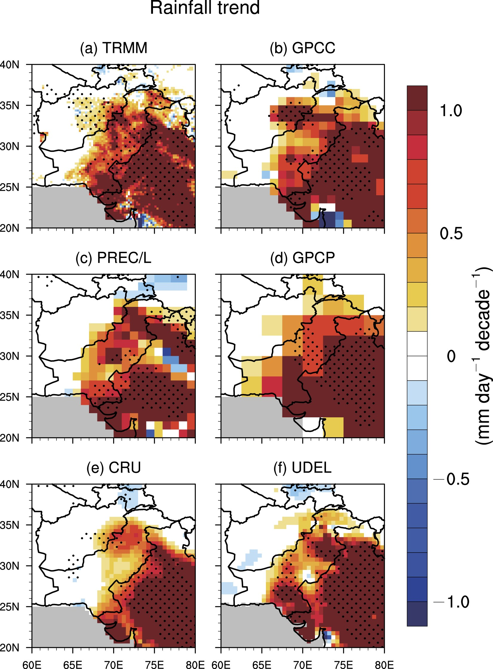 fa683e5833dd8 The greening of Northwest Indian subcontinent and reduction of dust  abundance resulting from Indian summer monsoon revival | Scientific Reports