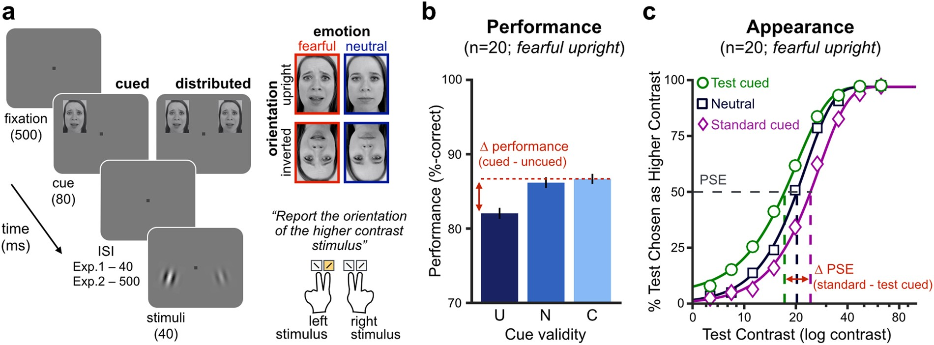 Anxiety May Alter Processing Of >> Emotion And Anxiety Potentiate The Way Attention Alters Visual