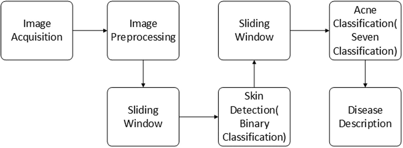 An Automatic Diagnosis Method of Facial Acne Vulgaris Based on