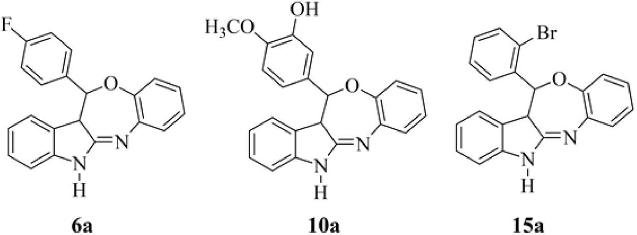 Novel Indole-fused benzo-oxazepines (IFBOs) inhibit invasion