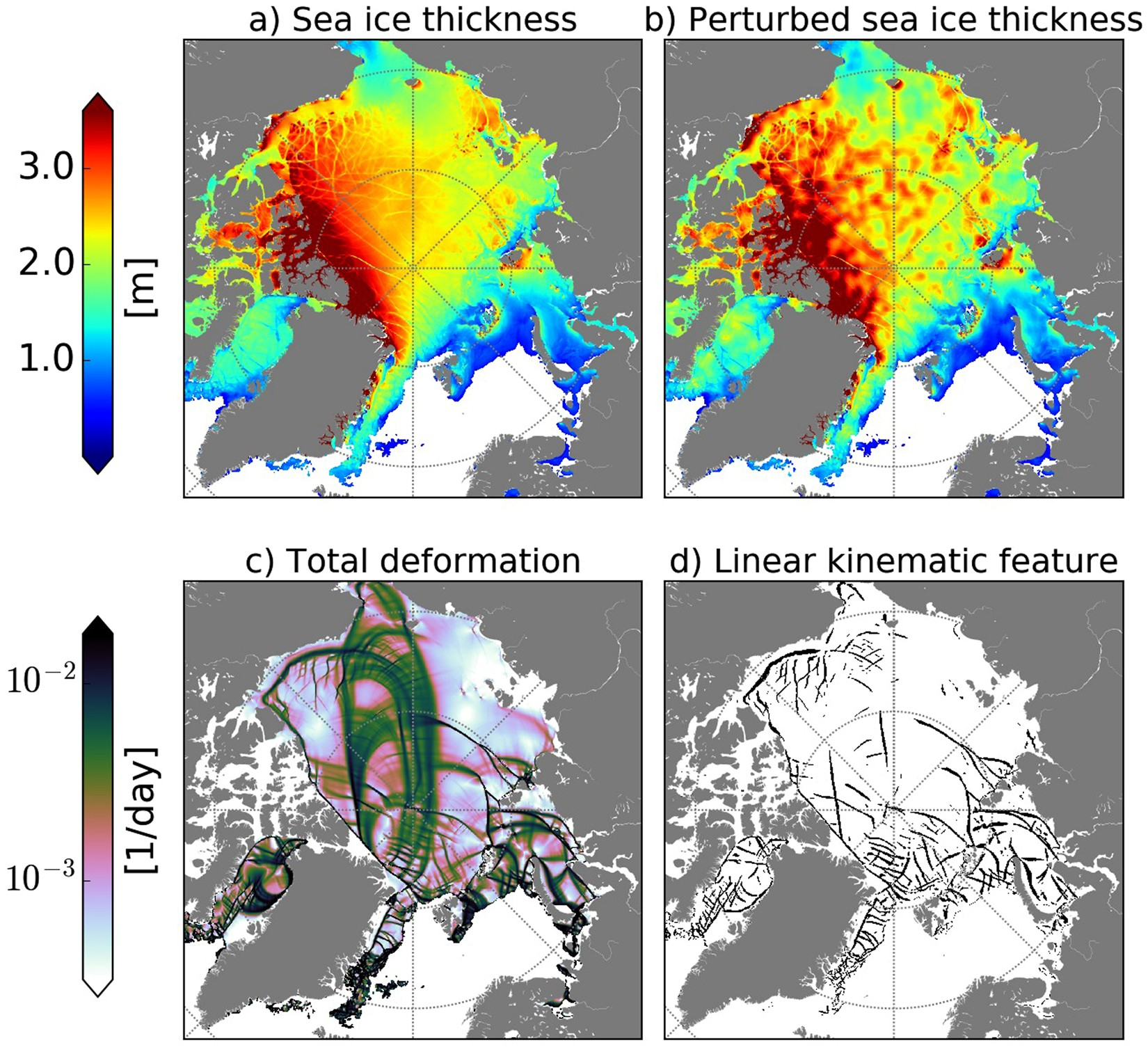 a908214450f959 Predictability of Arctic sea ice on weather time scales