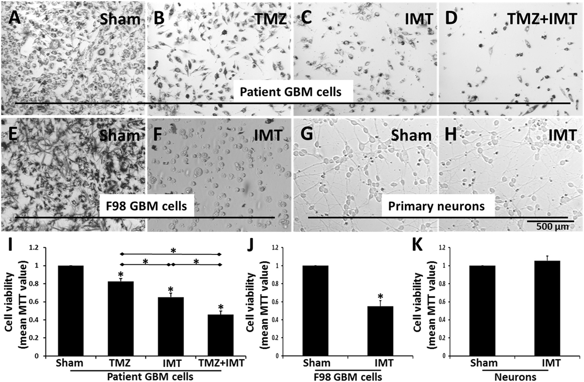 Preclinical outcomes of Intratumoral Modulation Therapy for