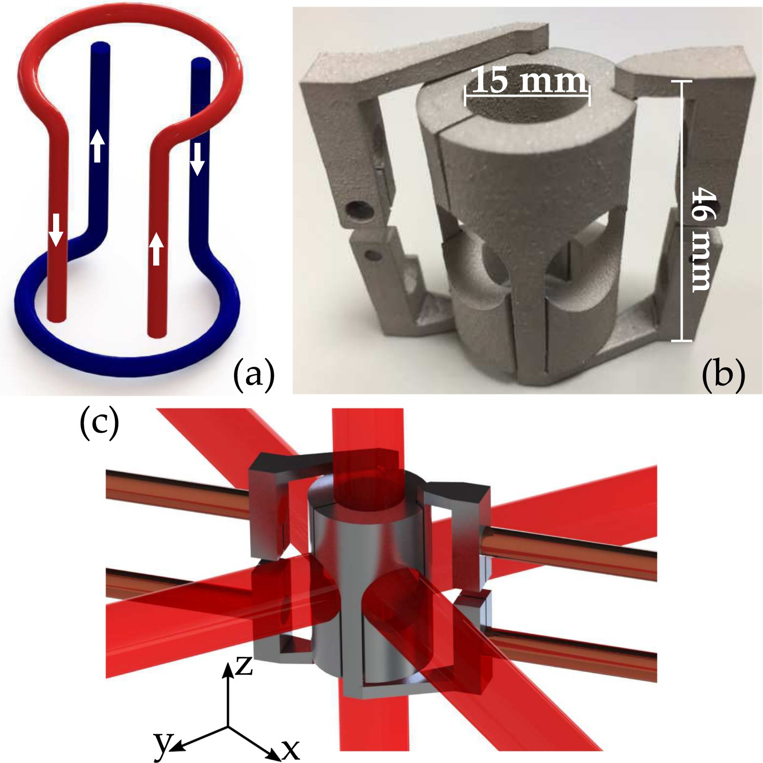 3d Printed Components For Quantum Devices Scientific Reports Untested Circuit Diagrams Of Electronic Circuits Temperature To Free