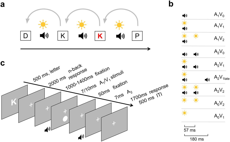 14fad5b5 High cognitive load enhances the susceptibility to non-speech audiovisual  illusions | Scientific Reports