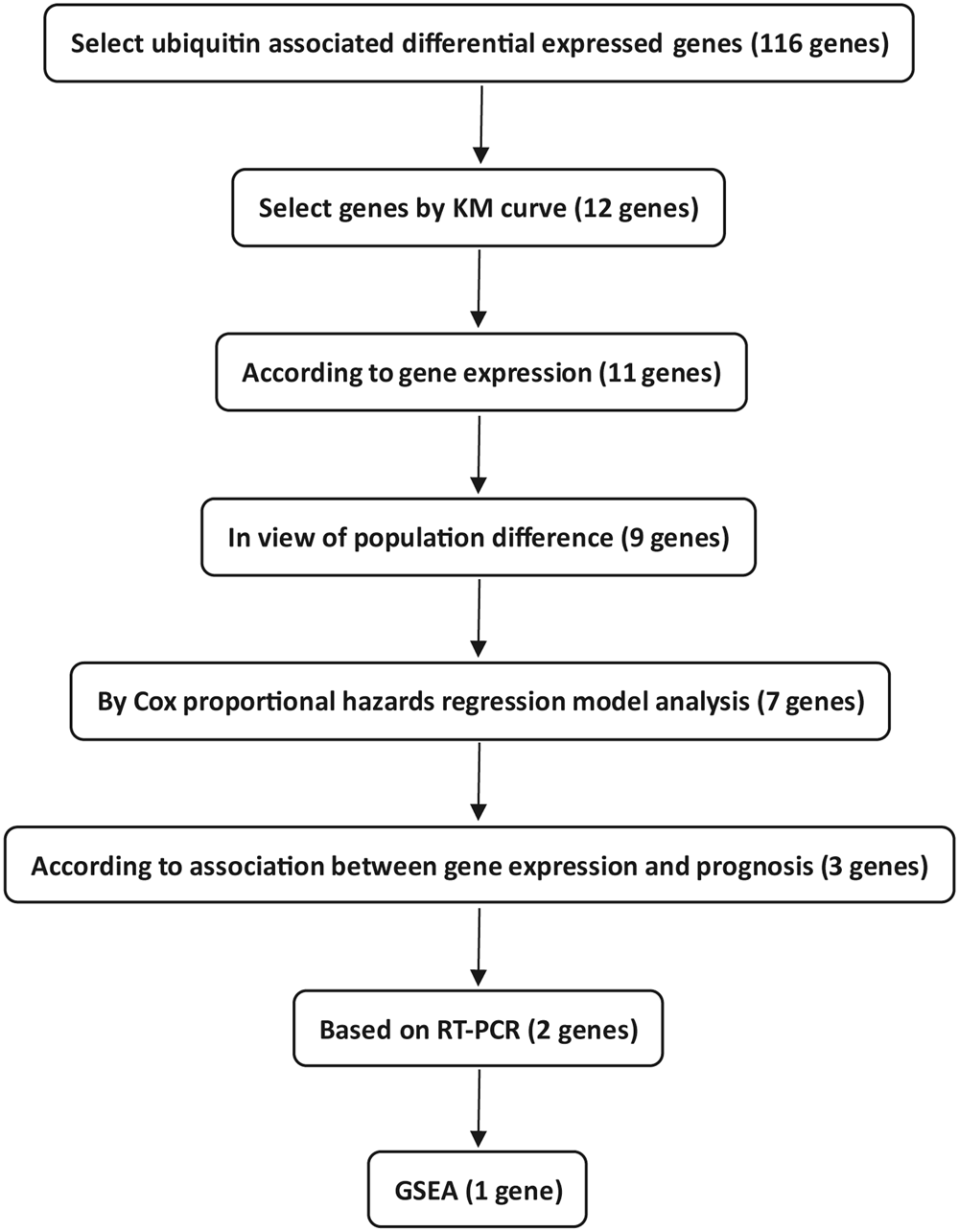 Expression Profiling Of Ubiquitin Related Genes In Lkb1 Mutant Lung