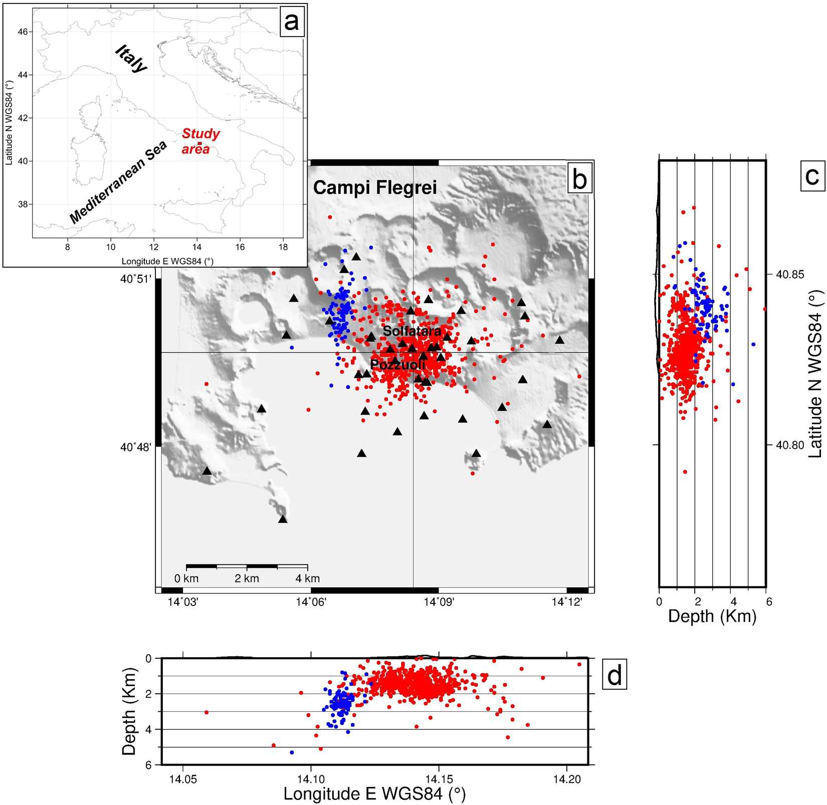 Tidal And Hydrological Periodicities Of Seismicity Reveal New Risk
