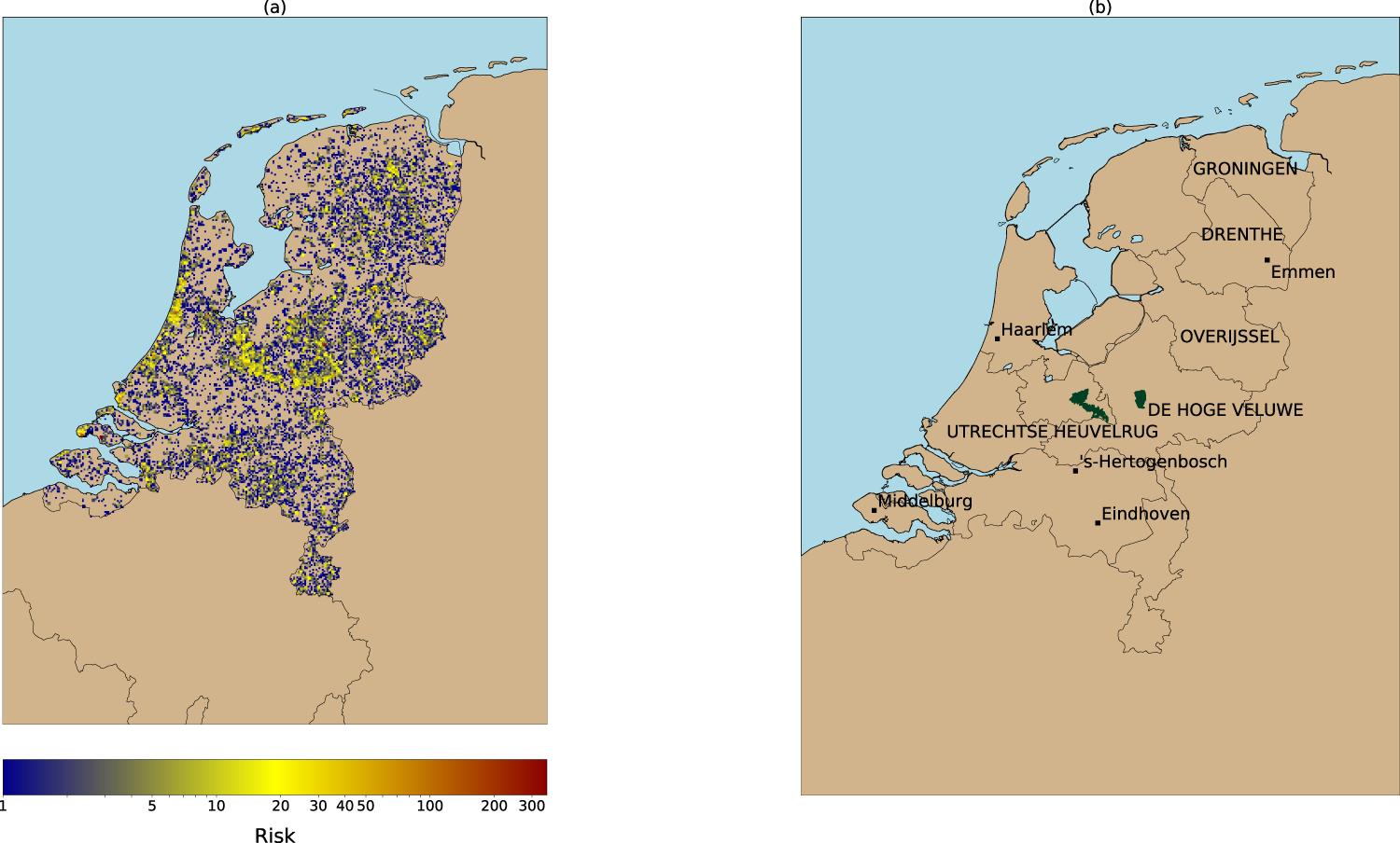 Using volunteered observations to map exposure to ticks ... on