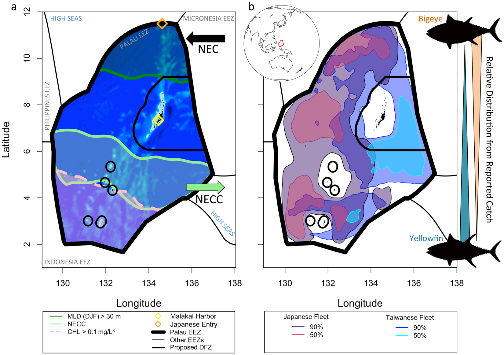Towards a Fishing Pressure Prediction System for a Western