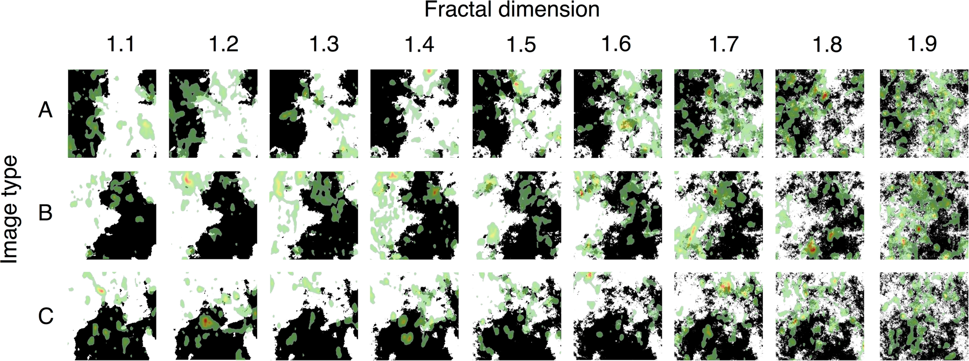 Macaques preferentially attend to visual patterns with