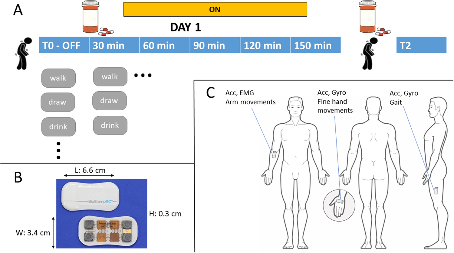Wearable sensors for Parkinson's disease: which data are worth