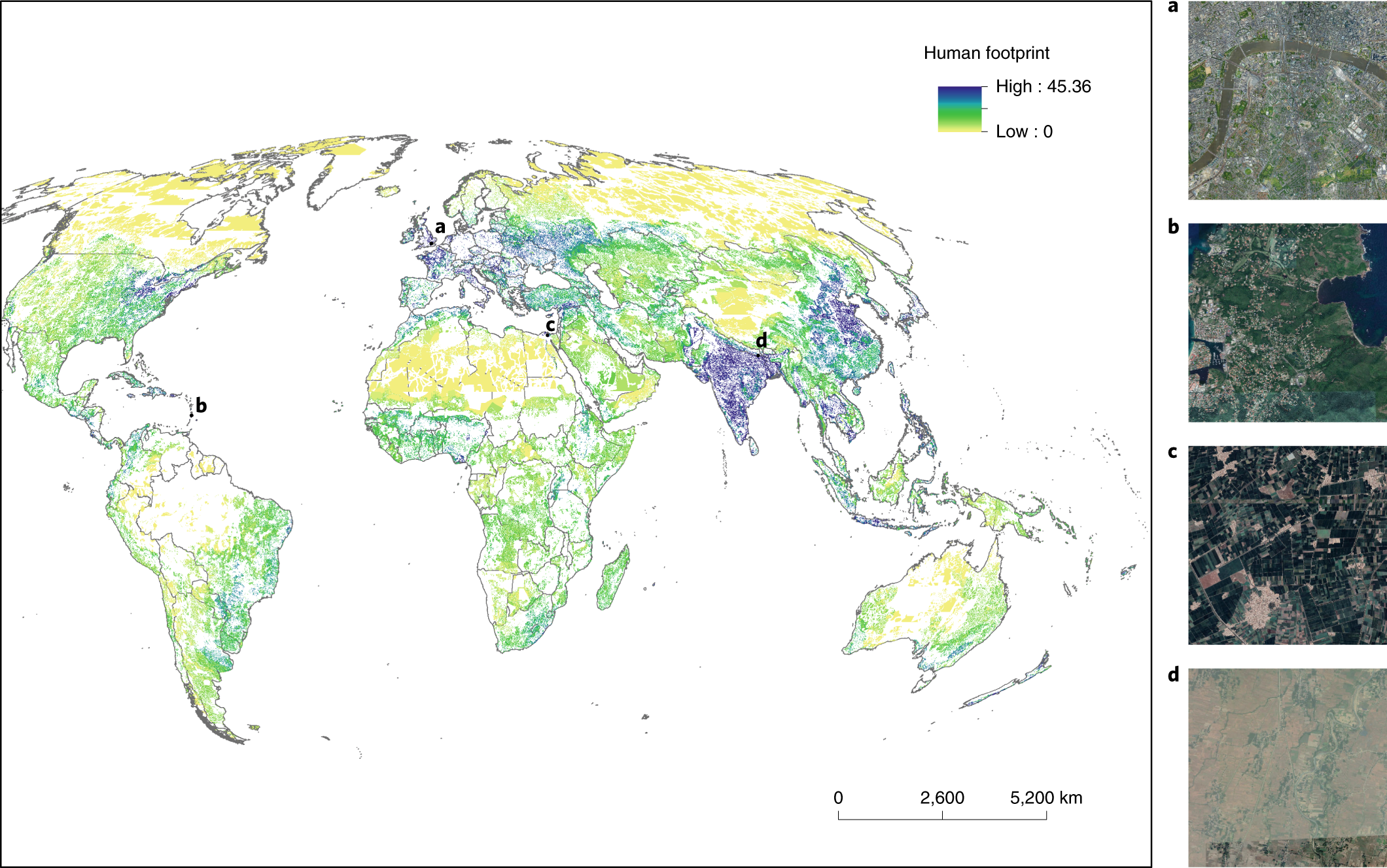 Protecting half of the planet could directly affect over one billion p
