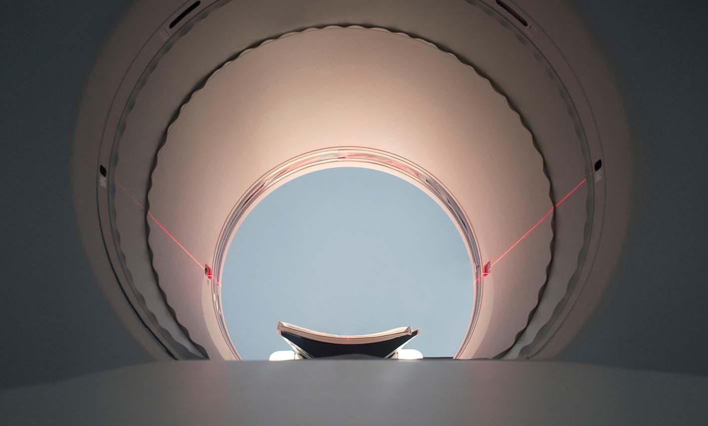 New physics for medical physics