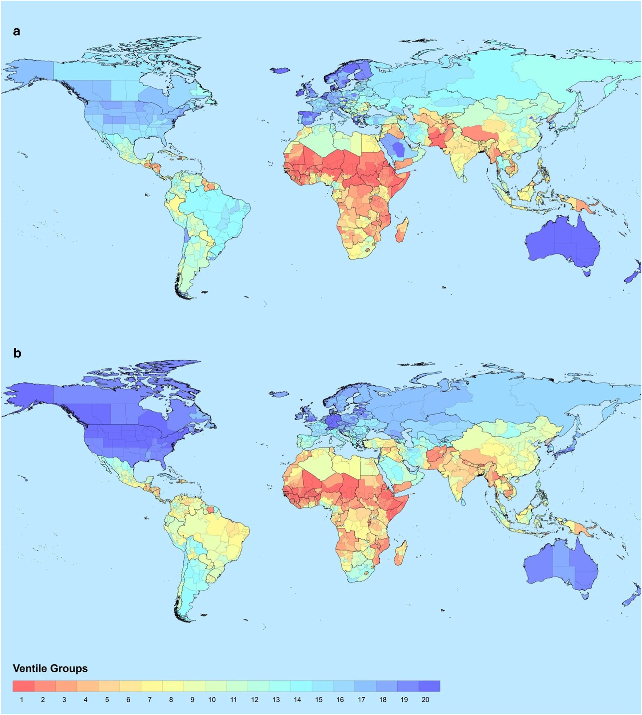 The Subnational Human Development Database | Scientific Data