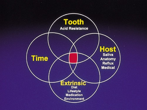 Dental erosion — the problem and some practical solutions