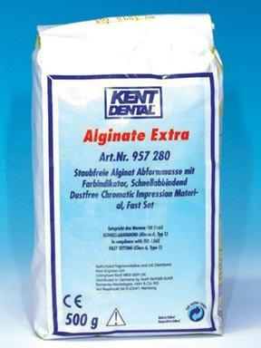 Dust free alginate | British Dental Journal