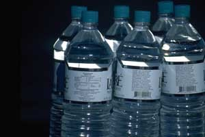 Bottled mineral water does not contain enough fluoride