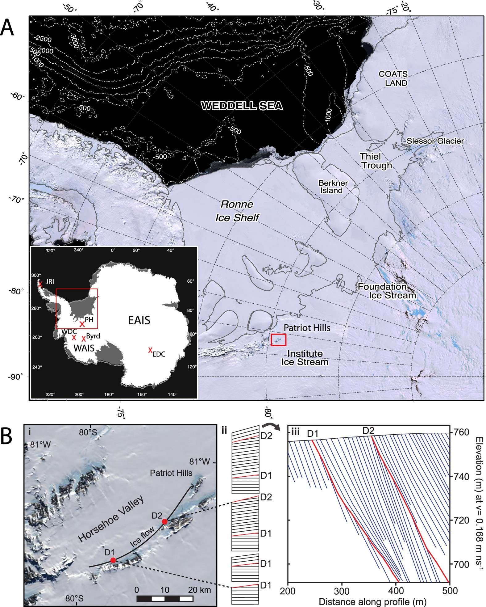 Antarctic Ice Sheet Discharge Driven By Atmosphere Ocean