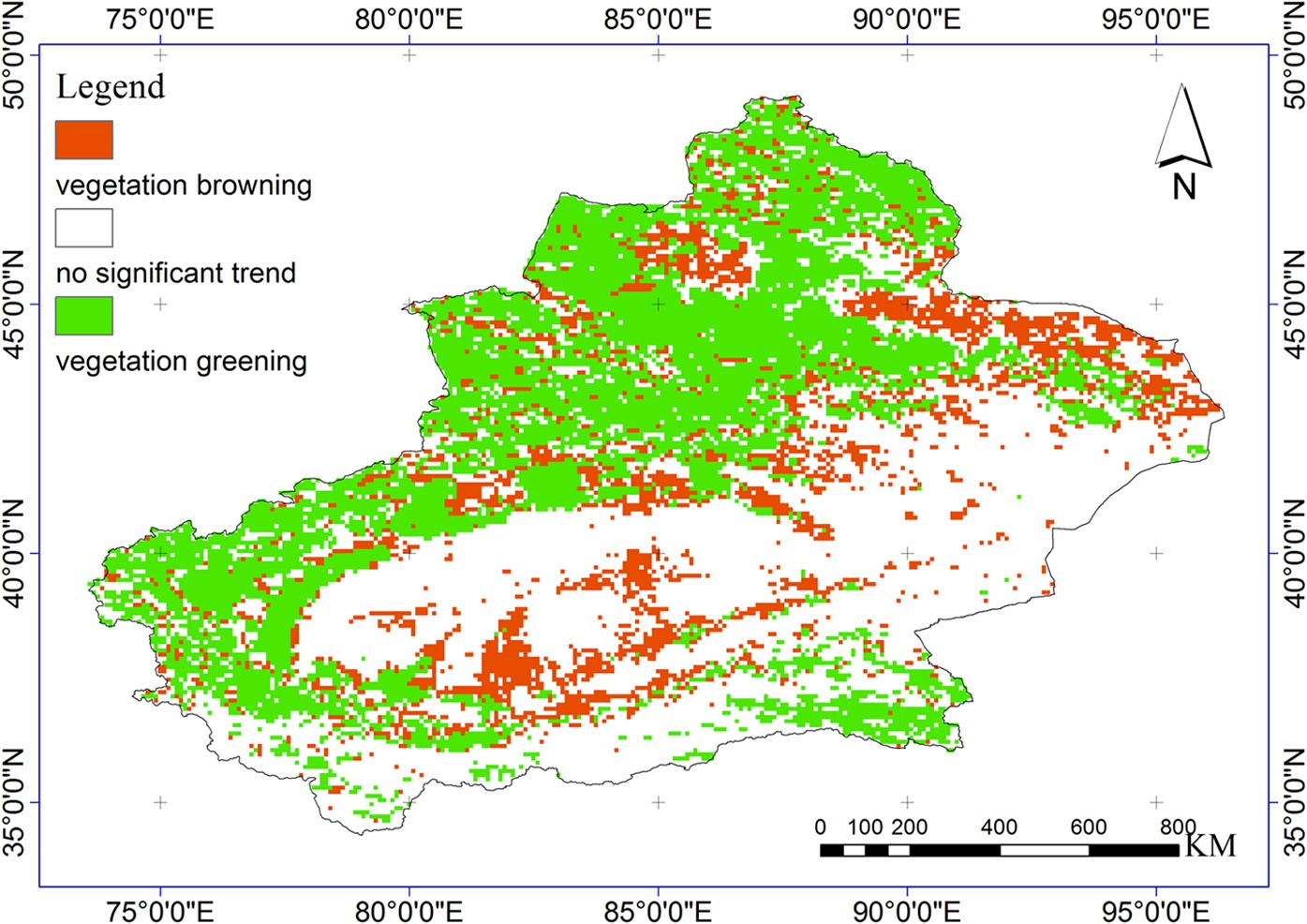 Quantifying influences of physiographic factors on temperate ...