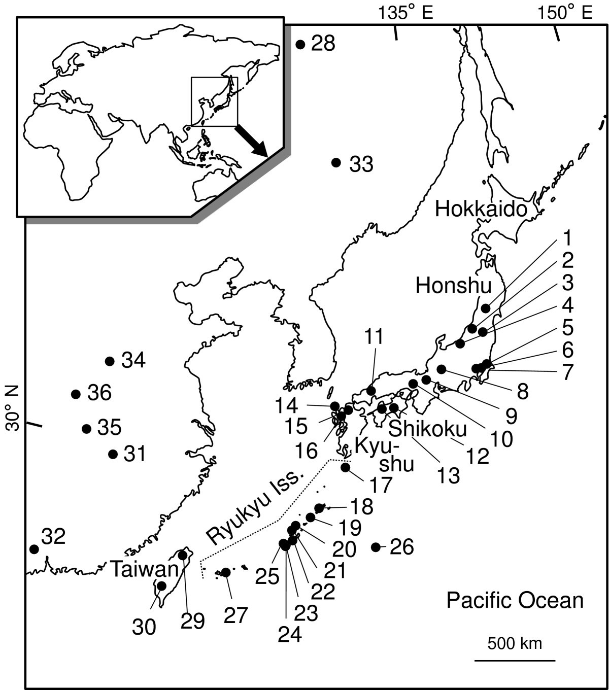 biogeography and evolution of the carassius auratus plex in east GTA Cars figure 1