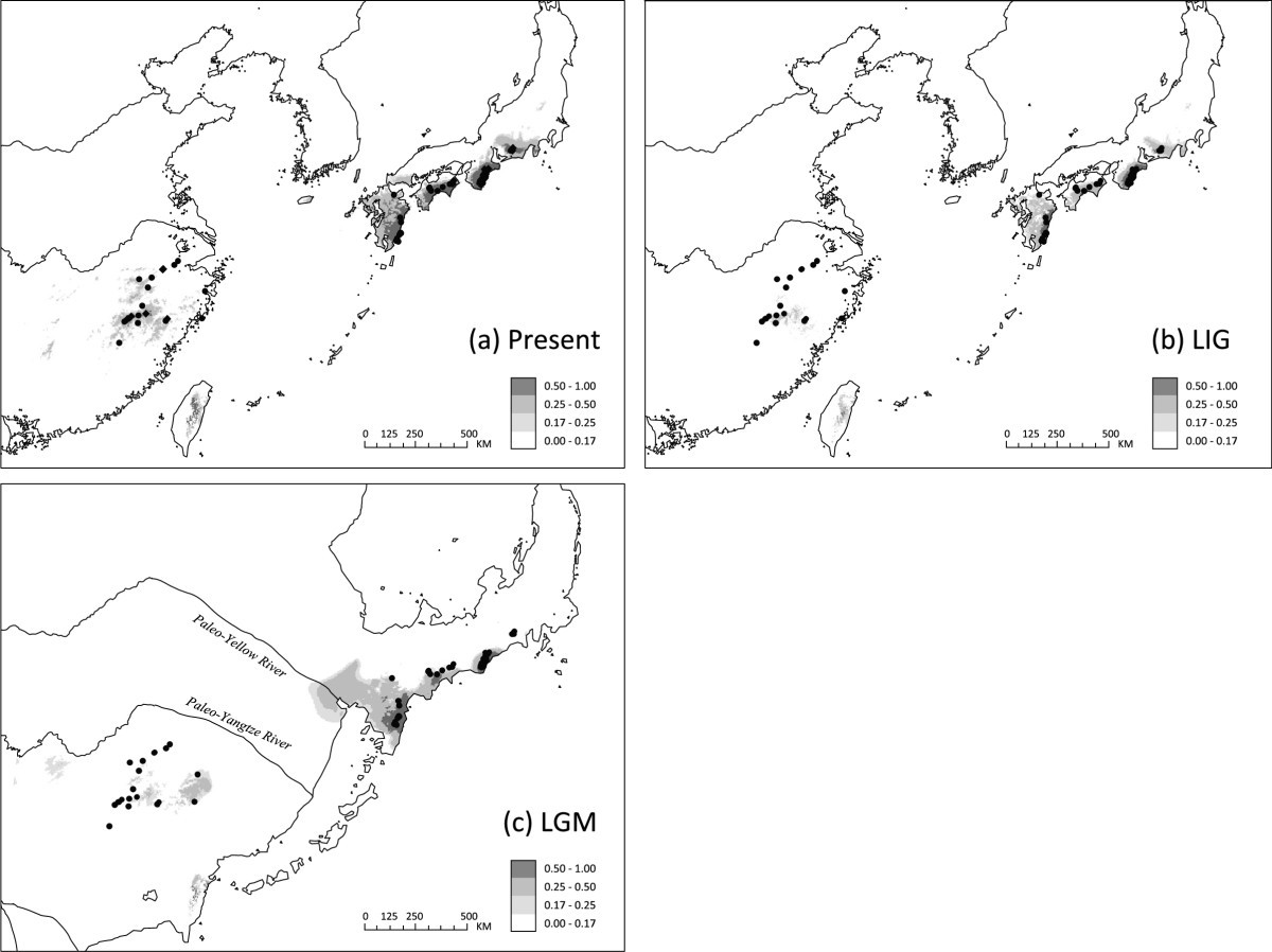 A Strong Filter Effect Of The East China Sea Land Bridge For Voucher Deposit Kh Rp 500000 Figure 6