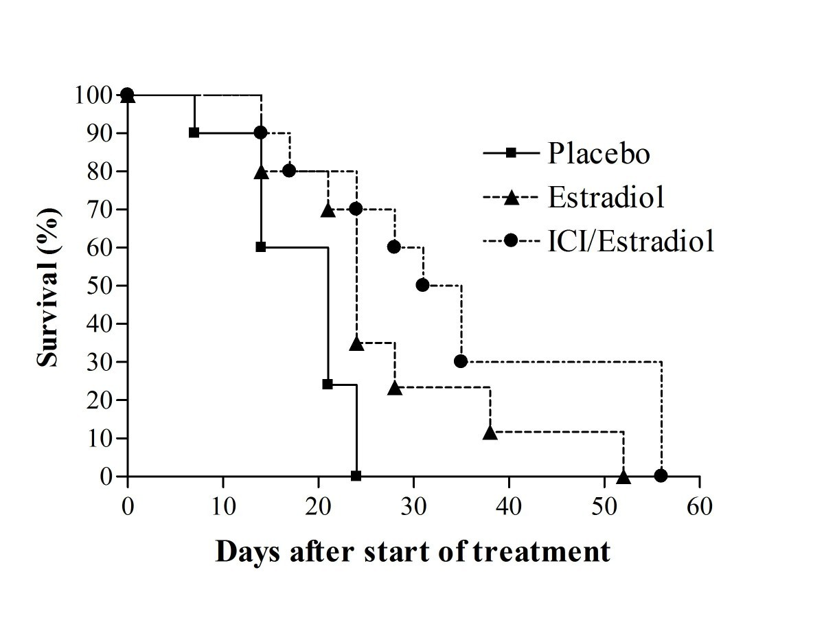 Estradiol Suppresses Tissue Androgens And Prostate Cancer Growth In Unpowered Components Also Circuit Without Risk Of Damaging Them Figure 1