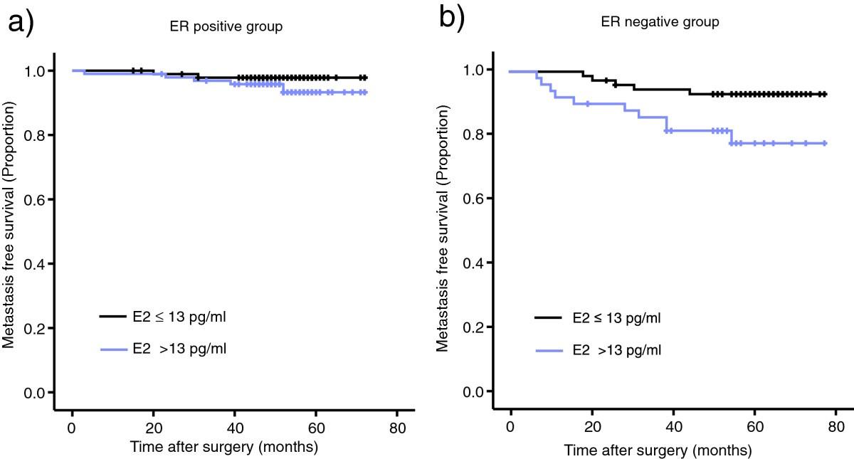 Prognostic Effect Of Preoperative Serum Estradiol Level In