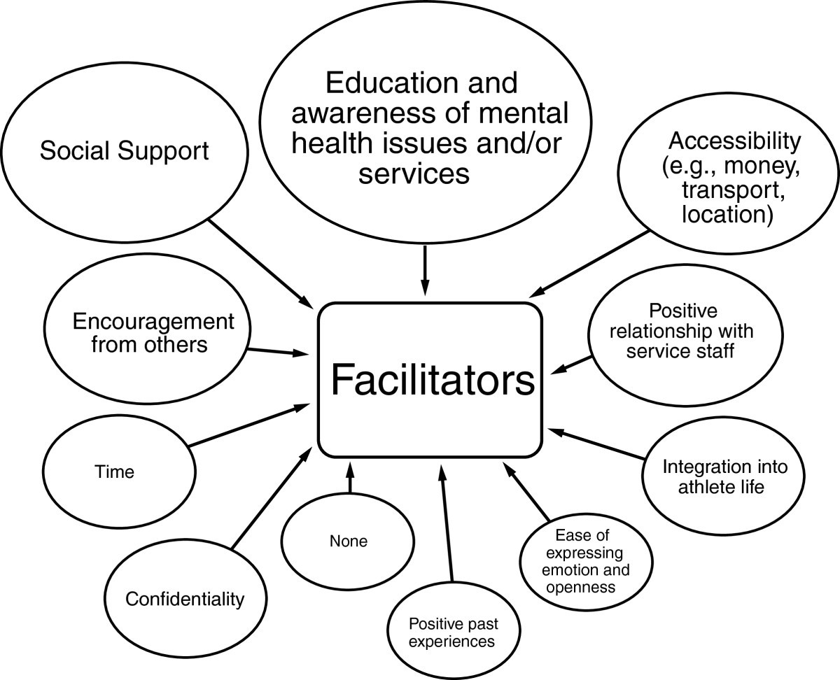 barriers and facilitators to mental health help seeking for young Lincoln 4.6 DOHC figure 2