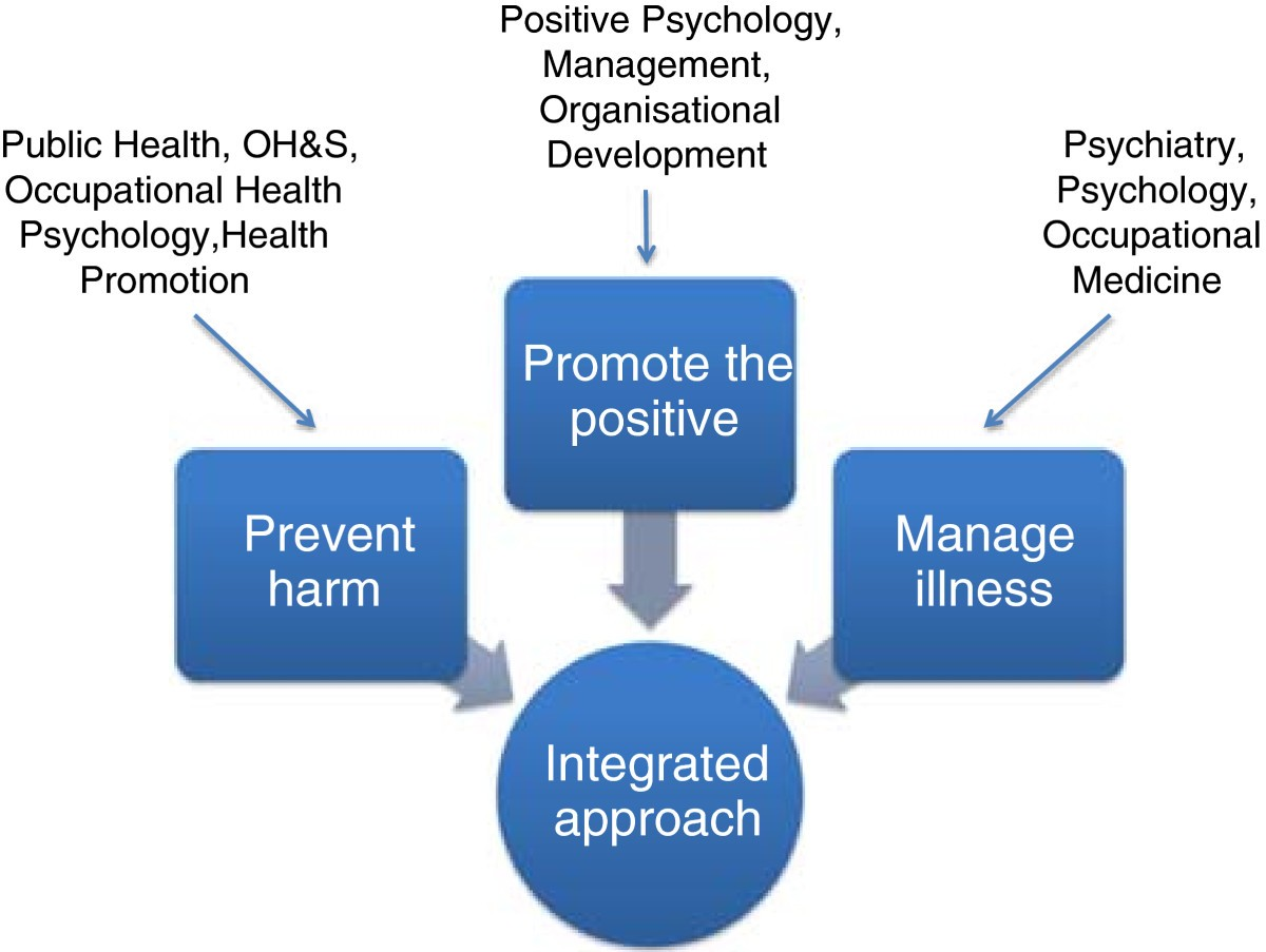 Confusing Mental Health Intervention >> Workplace Mental Health Developing An Integrated Intervention