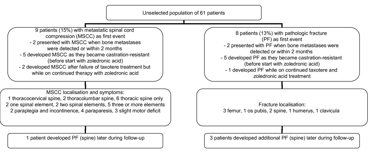 Pathologic Fracture And Metastatic Spinal Cord Compression In