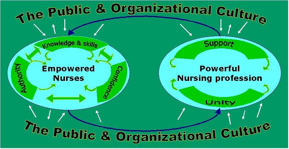 empowerment in nursing