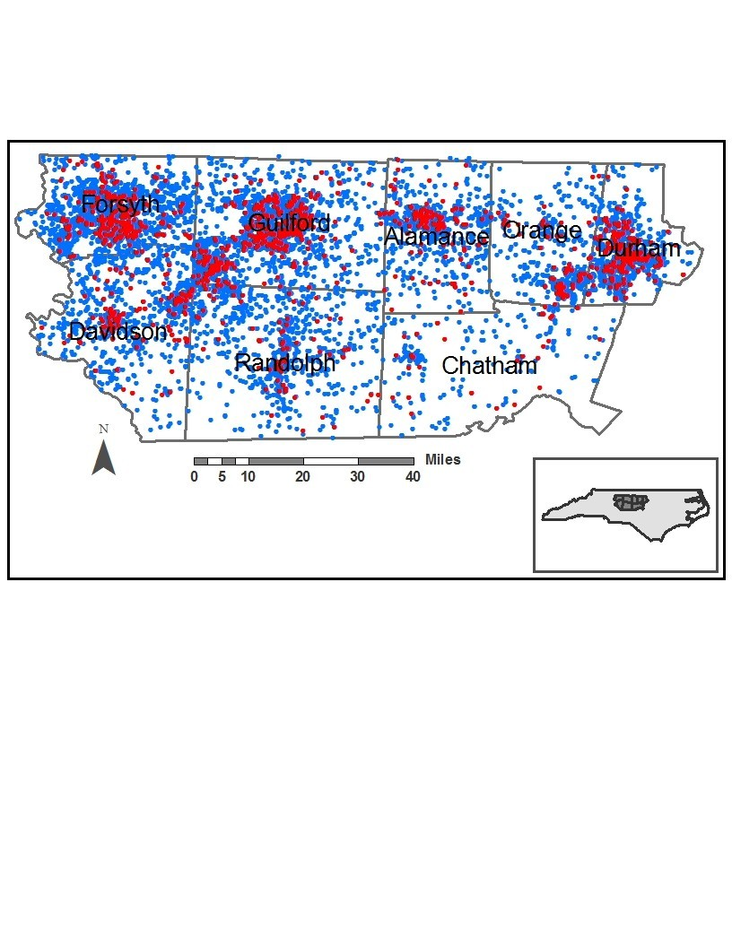How Geography Influences Autism >> The Spatial Distribution Of Known Predictors Of Autism Spectrum
