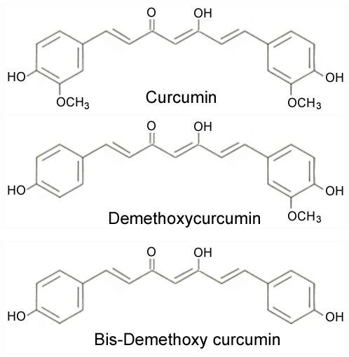Curcumin Chemical Properties