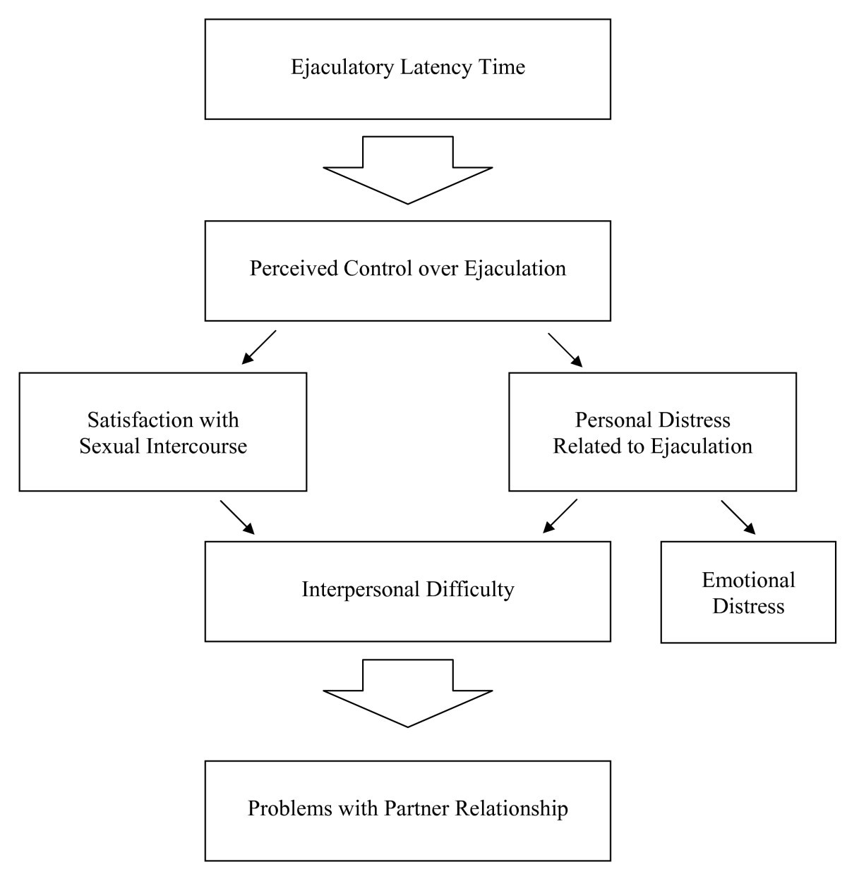 Characterizing The Burden Of Premature Ejaculation From A Patient