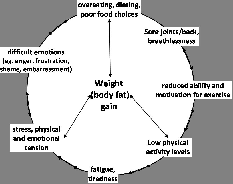 Self-management for obesity and cardio-metabolic fitness