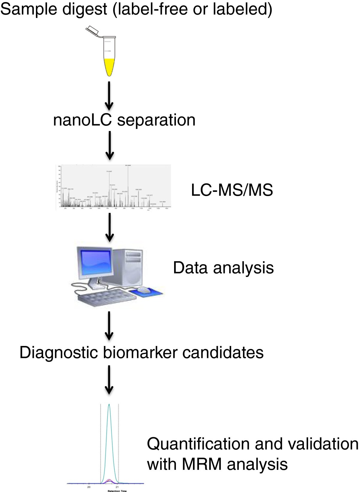 The Role Of Quantitative Mass Spectrometry In Discovery Atlas Honda Cd 70 Wiring Diagram Figure 1