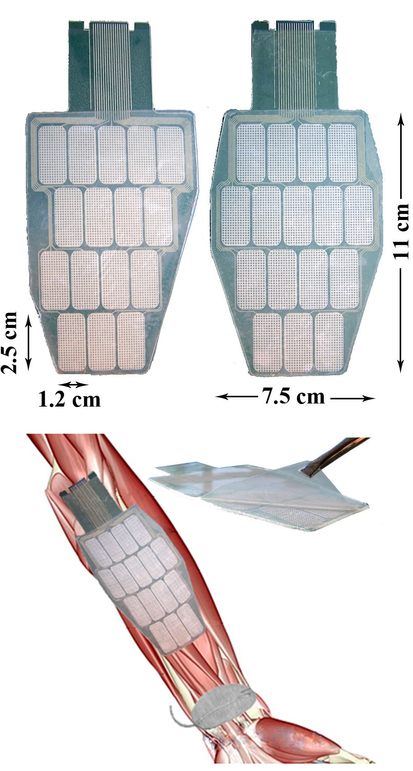 A Multi Pad Electrode Based Functional Electrical
