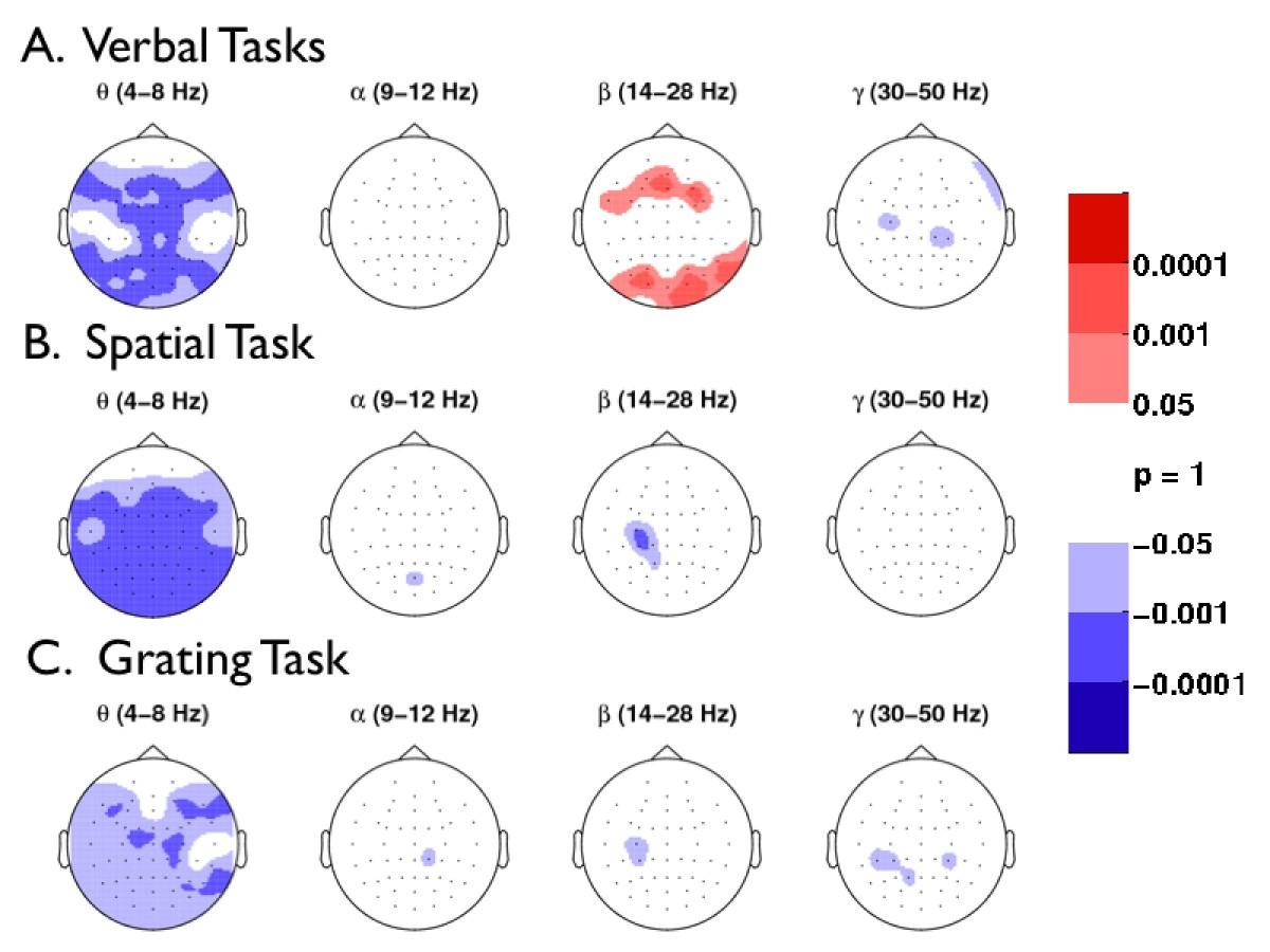 Eeg Correlates Of Verbal And Nonverbal Working Memory Behavioral Bio Ball Isi 50 Figure 6