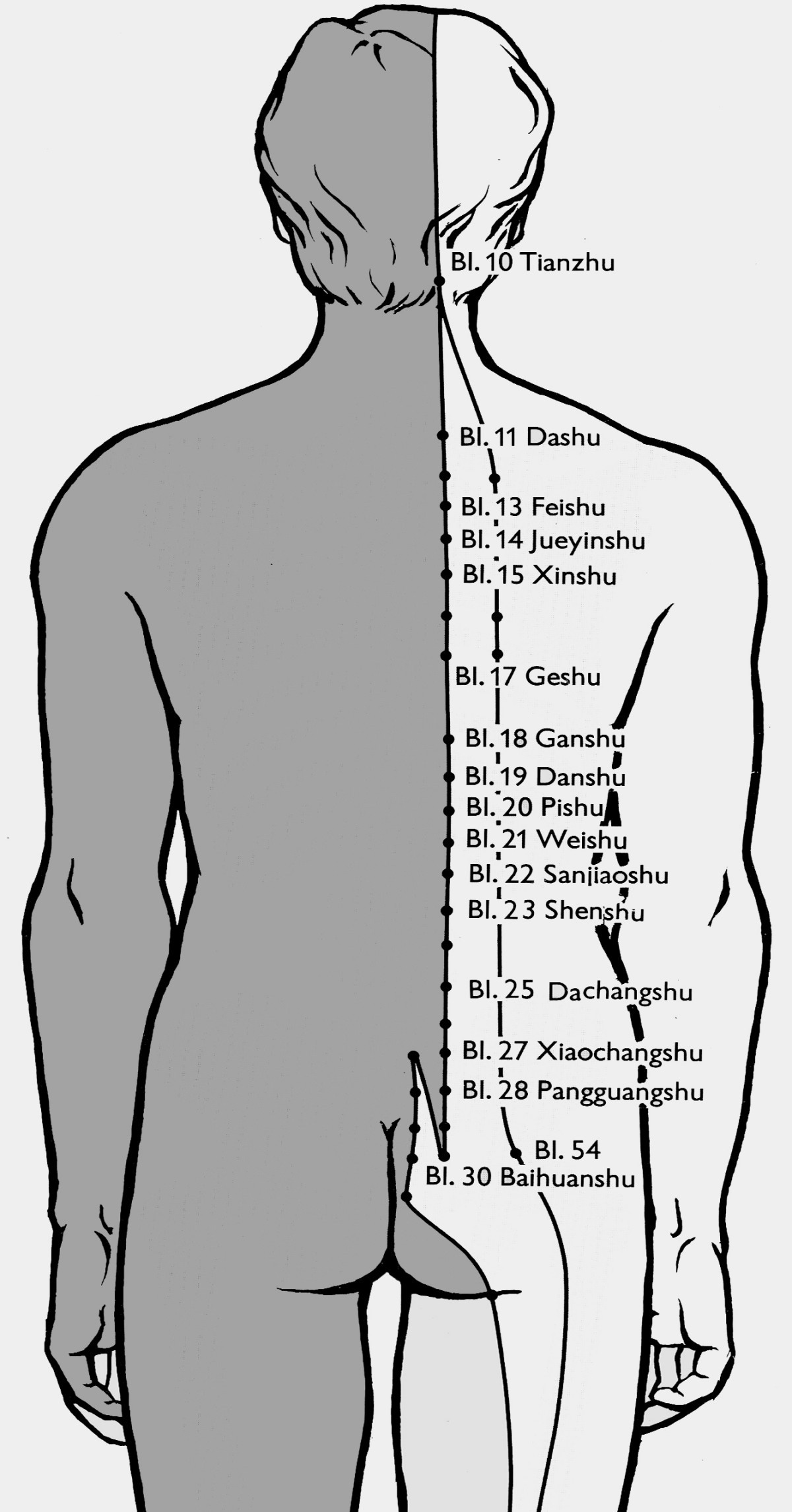 si 10 acupuncture point