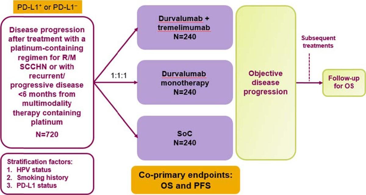 Phase Iii Randomized Open Label Study Of Durvalumab Medi