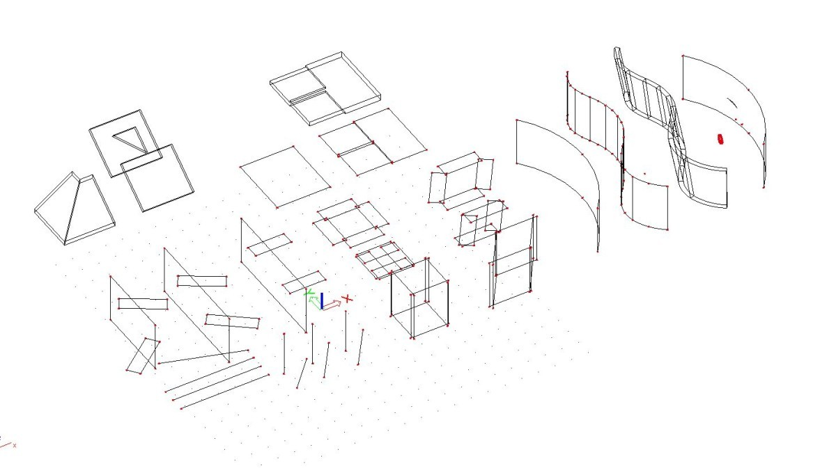 The Bim Sustain Experiment Simulation Of Supported Multi Hvac Drawing Conventions Figure 9