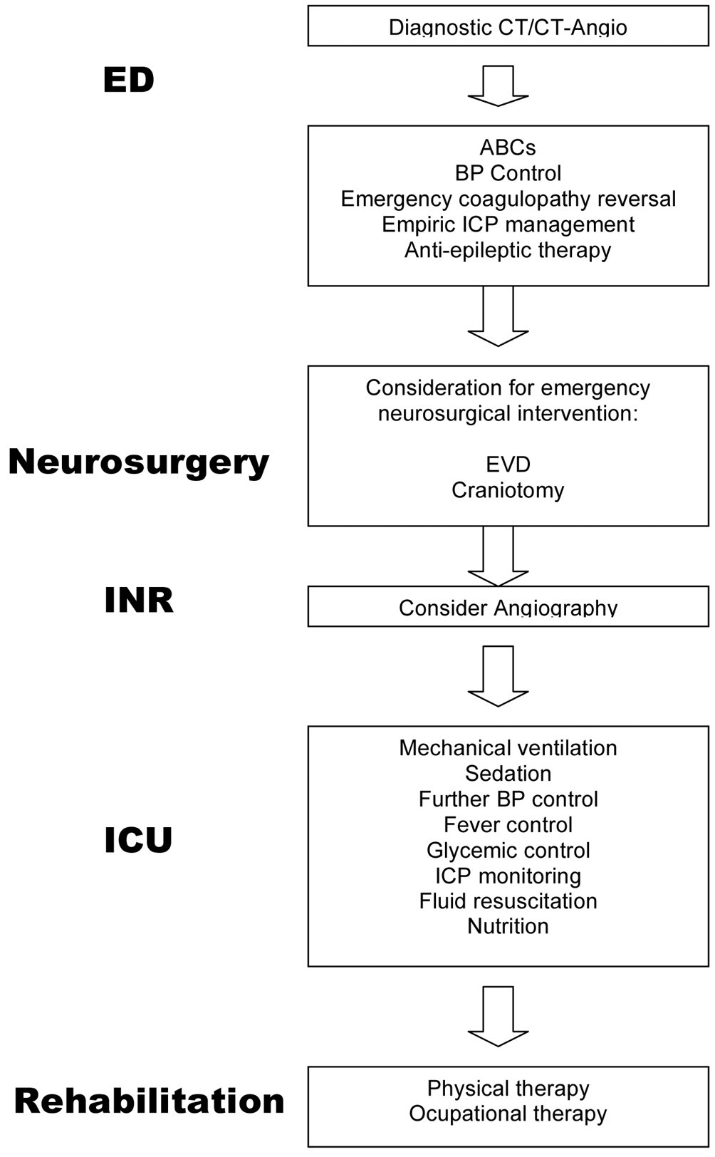 Clinical review: Critical care management of spontaneous
