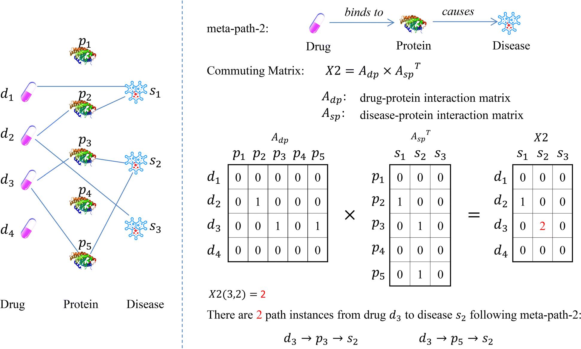 Prediction Of Drug Disease Associations Based On Ensemble Meta Paths And Singular Value Decomposition Bmc Bioinformatics Full Text