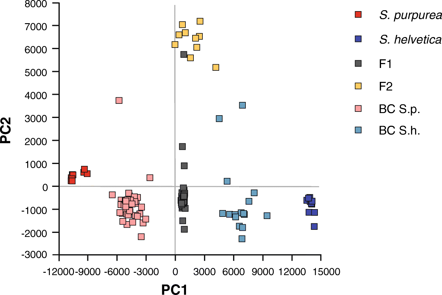 Rad Seq Reveals Genetic Structure Of The F2 Generation Natural E Voucher 7 Eleven 711 Rp 10000 Fig 2