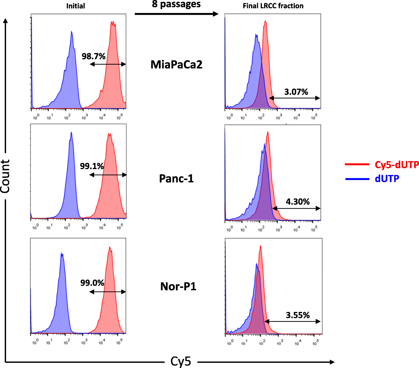 Loss Of Pdpk1 Abrogates Resistance To Gemcitabine In Label Retaining