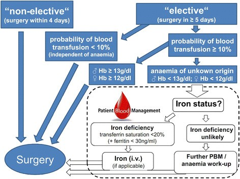 Iron deficiency and its treatment in heart failure: indications and effect on prognosis